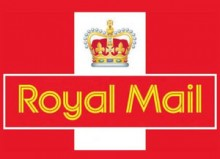 Totalpost - Royal Mail logo