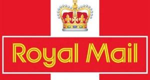 Totalpost - Royal Mail logo