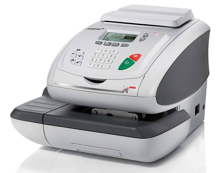 IS330 franking machine