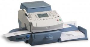 DM300 franking machine