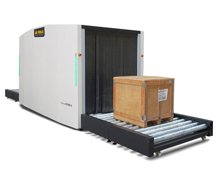 Freight And Cargo X-ray Screening // Totalpost